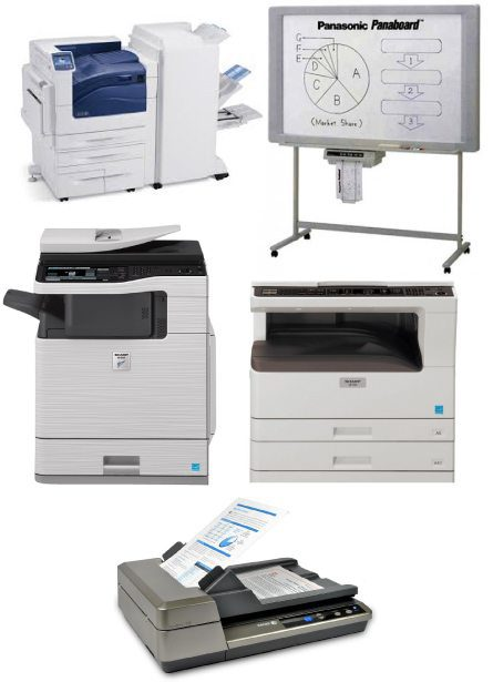 printer service products