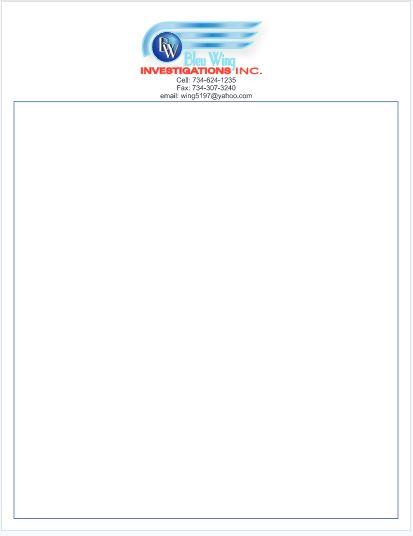 Best Impressions Sales, Printers, Promotions, letterhead